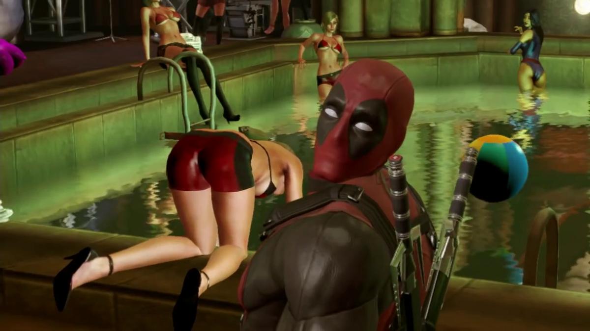 Deadpool Official Trailer PS4 vignette