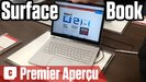 Vidéo Surface Book : découvrez le premier PC portable (hybride) de Microsoft !