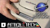 Vidéo SEGA Saturn en vidéo : l'anti PlayStation passe au grill d'Antiqui'Tech !
