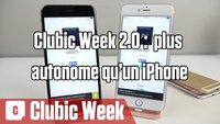 Vidéo Clubic Week 2.0: plus autonome qu'un iPhone