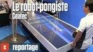 Vidéo Ceatec : le robot pongiste est de retour