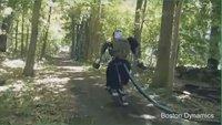 Vidéo Atlas de Boston Dynamics : un robot qui marche