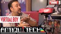 Vidéo 20 ans du Virtual Boy de Nintendo : (re)découvrez-le en vidéo ! (Antiqui'Tech)