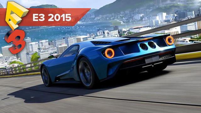 Forza Motorsport 6 - Bande-annonce (E3 2015)