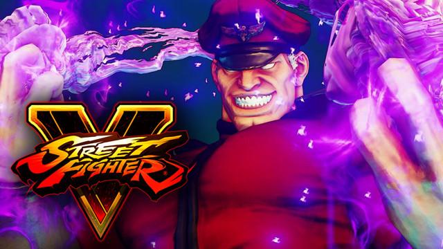 Street Fighter 5, M. Bison est de retour