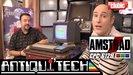 Vidéo Amstrad CPC 6128 en vidéo : redécouvrez l'ordinateur de jeu légendaire des années 80