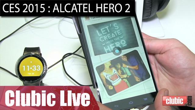 alcatel hero 2 un smartphone 6 pouces avec stylet dot d 39 extensions originales. Black Bedroom Furniture Sets. Home Design Ideas