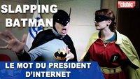 Vidéo Evénement : première allocution du Président d'Internet