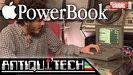 Vidéo Apple PowerBook en vidéo : quand l'ordinateur portable devient... portable