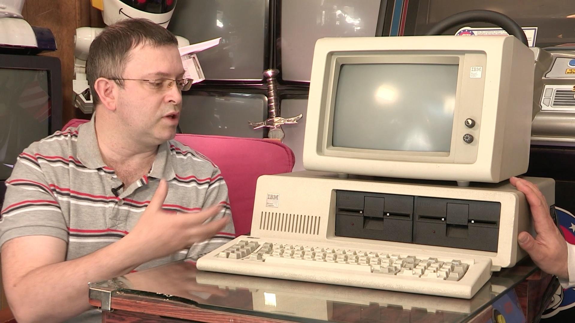 IBM 5150 : découvrez le tout premier PC au monde, et ses successeurs