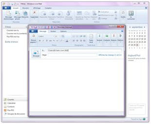 window live messenger 2009 clubic