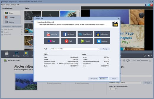 avs video editor gratuit clubic