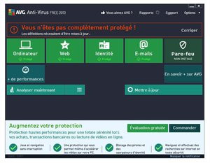 avg internet security 2012 sur clubic