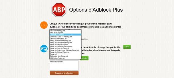 abp pour internet explorer