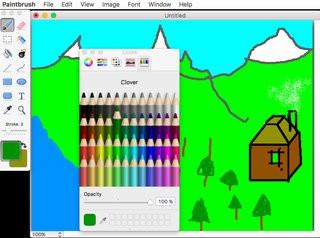 paintbrush mac gratuit