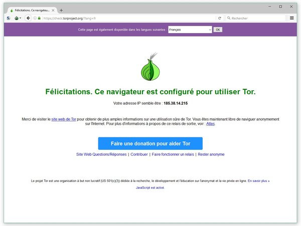 tor browser sur clubic