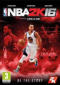 NBA 2K16 - jaquette