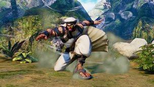 Street Fighter 5 - Rachid