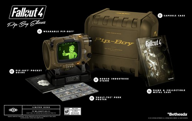 Fallout 4 - Edition Limitée Pip-Boy
