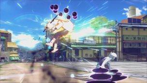 Naruto Shippuden Ultimate Ninja Storm 4 - Japan Expo