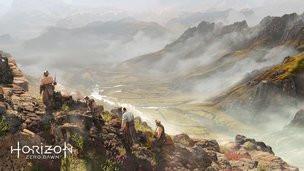 Horizon Zero Dawn - PS4