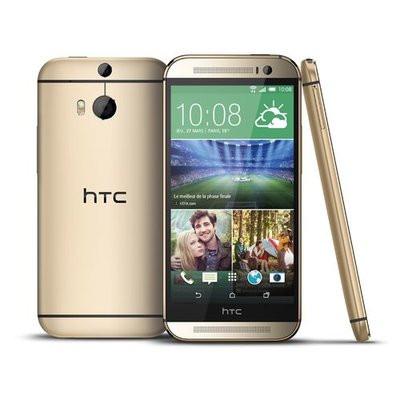 Téléphone portable HTC One M8 - Or