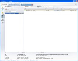 Opera 9 : transfert BitTorrent