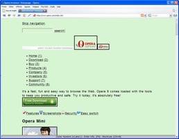 Opera 9 : styles CSS personnalisés