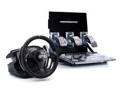 Test Thrustmaster T500RS : LE volant pour Gran Turismo 5 ?