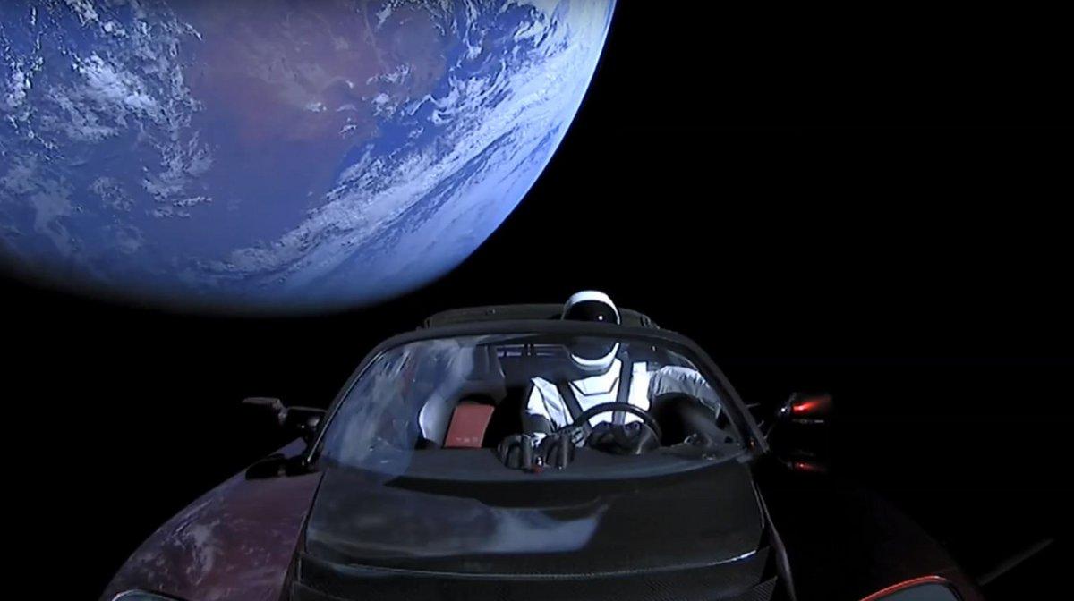 Tesla espace 6