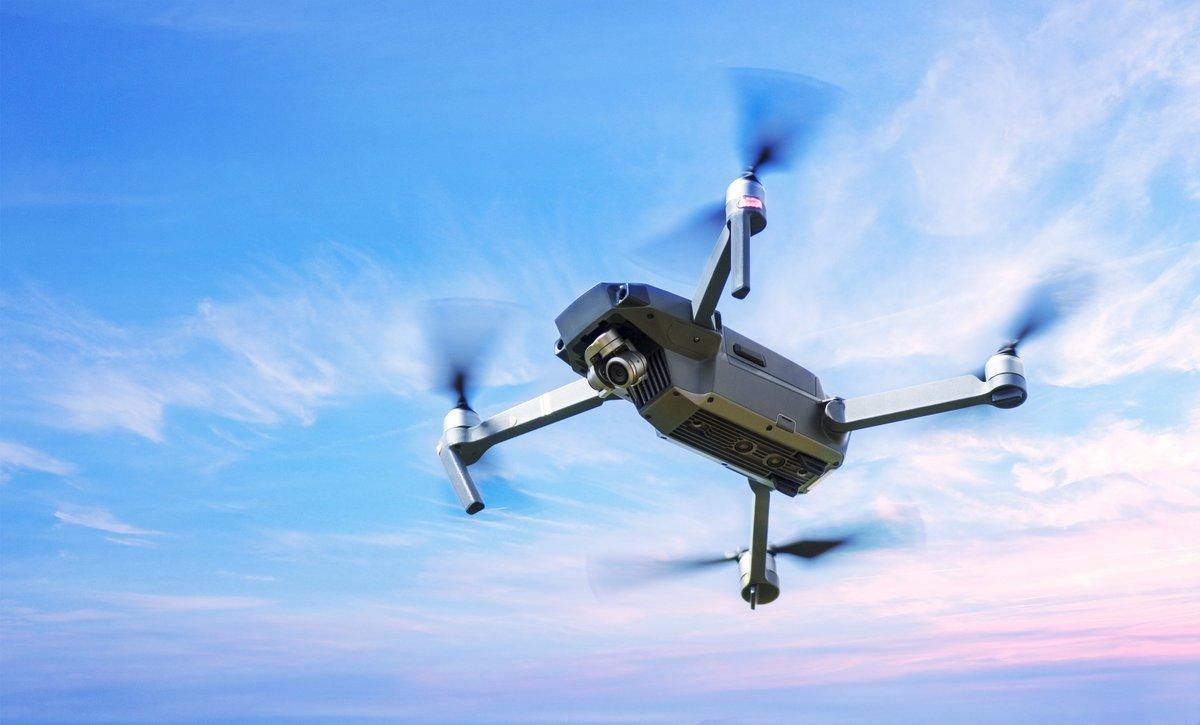 Fotolia drone