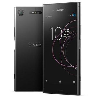 Xperia XZ1 Dual SIM - Noir2G (GPRS) Edge avec flash MicroSD avec GPS avec écran tactile avec WiFi 3G+ Android 64 Go 4G LTE Smartphone dual sim 4G 2,35 GHz 4 Go 5,2 pouces 156 g microSDXC Tactile Bluetooth 5.0 avec APN 19 Mpixels Qualcomm Snapdragon 835 Octa Core MicroSD jusqu'à 256 Go Xperia XZ1 Dual SIM Noir
