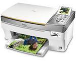 Cinq imprimantes multifonctions au banc d