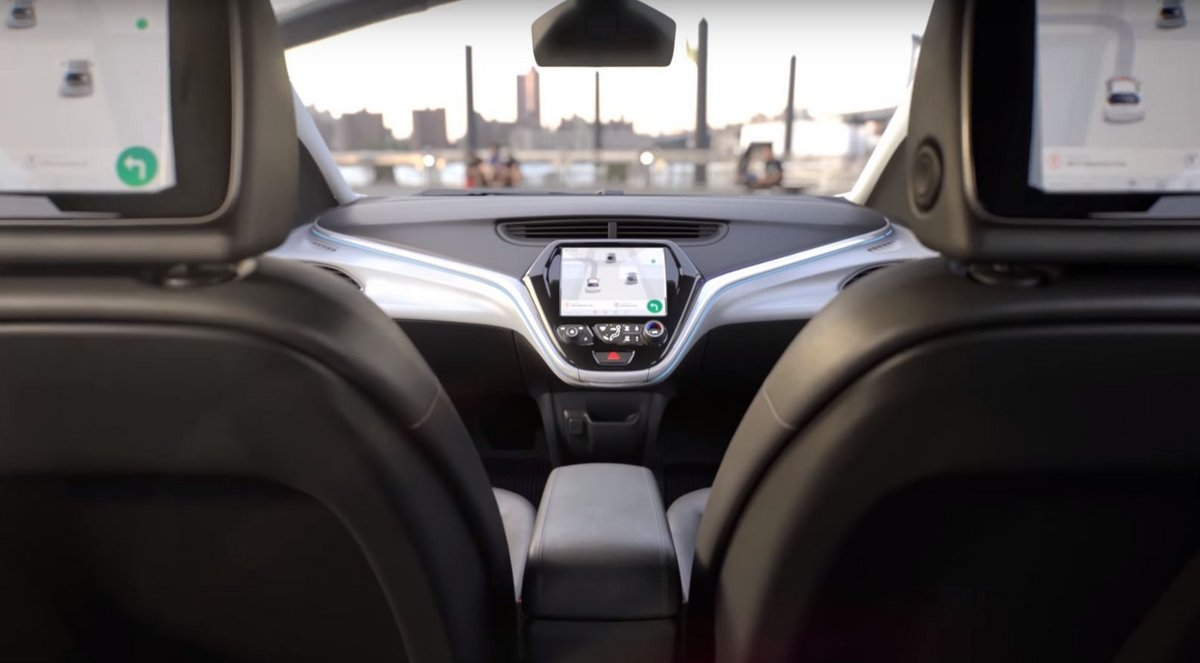 GM driverless car 8 © General Motors