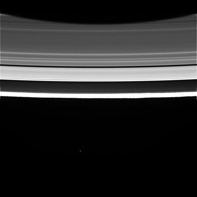 Cassini Saturne 5