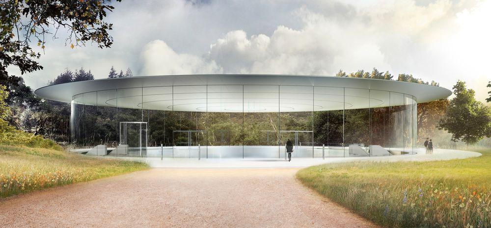 Apple Park Photo theater - crédits:Apple © Apple