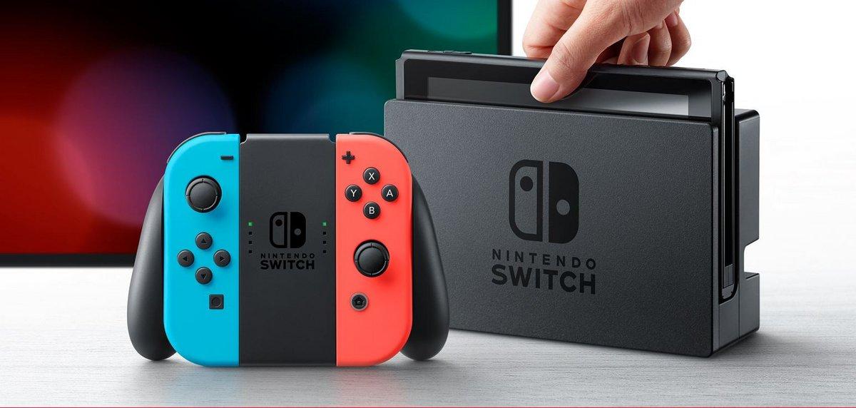 Nintendo Switch 13