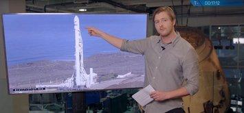 SpaceX: le lancement de la mission Iridium en photos