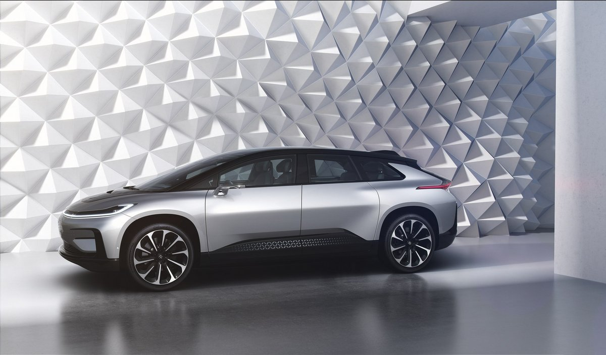 FF 91 Faraday Future 10