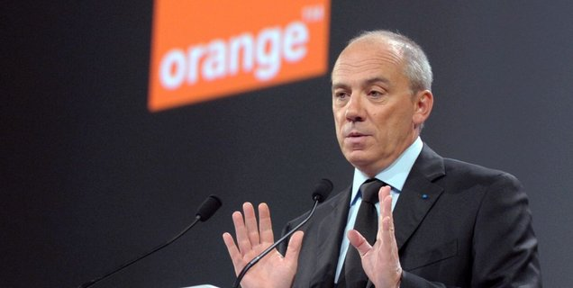 5G : le patron d'Orange, Stéphane Richard, est