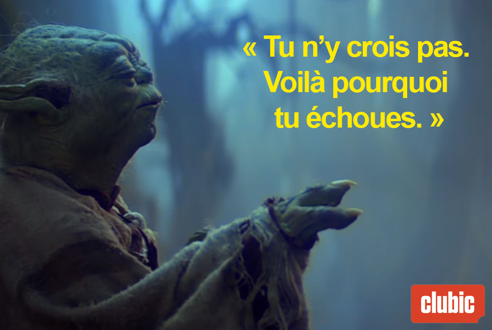 Le guide anti-procrastination par Yoda