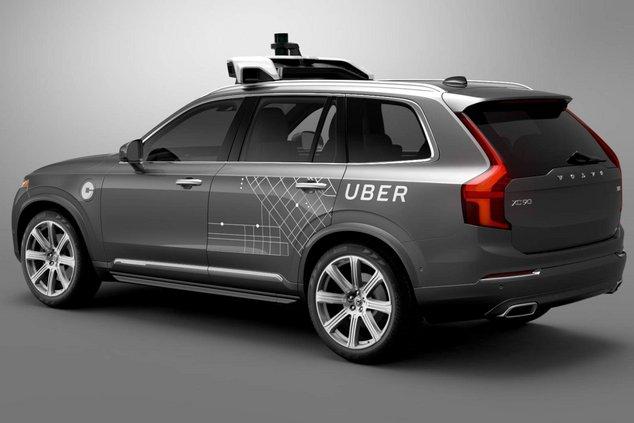 Uber voitures