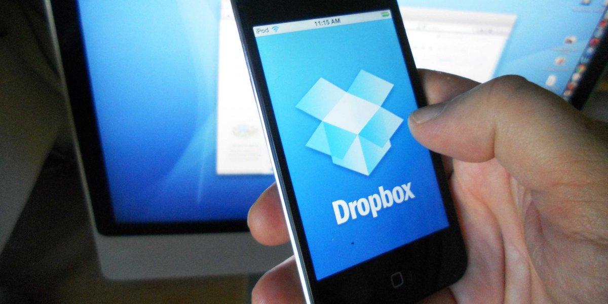 dropbox ban
