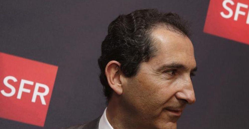 Patrick Drahi SFR