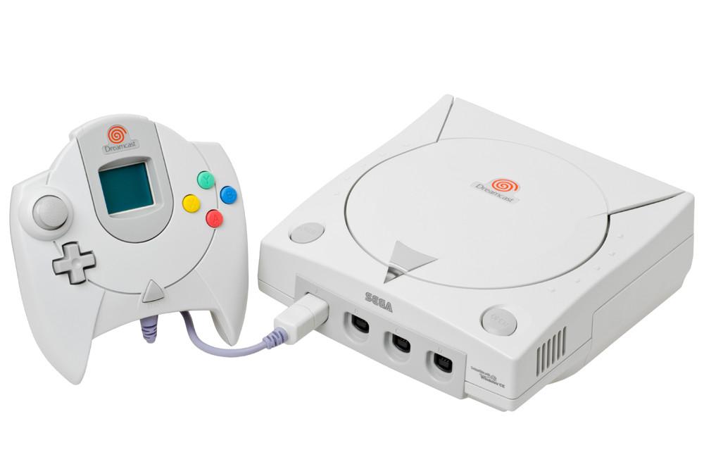 05 Dreamcast 1998