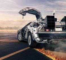 La mythique DeLorean de retour... en électrique (mais elle fonctionnera sans la foudre)