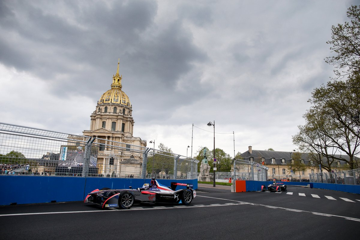 Formula E Paris ePrix
