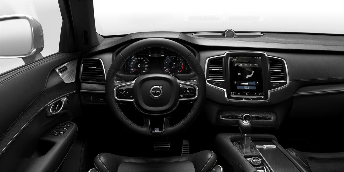 04 Habitacle Volvo XC90