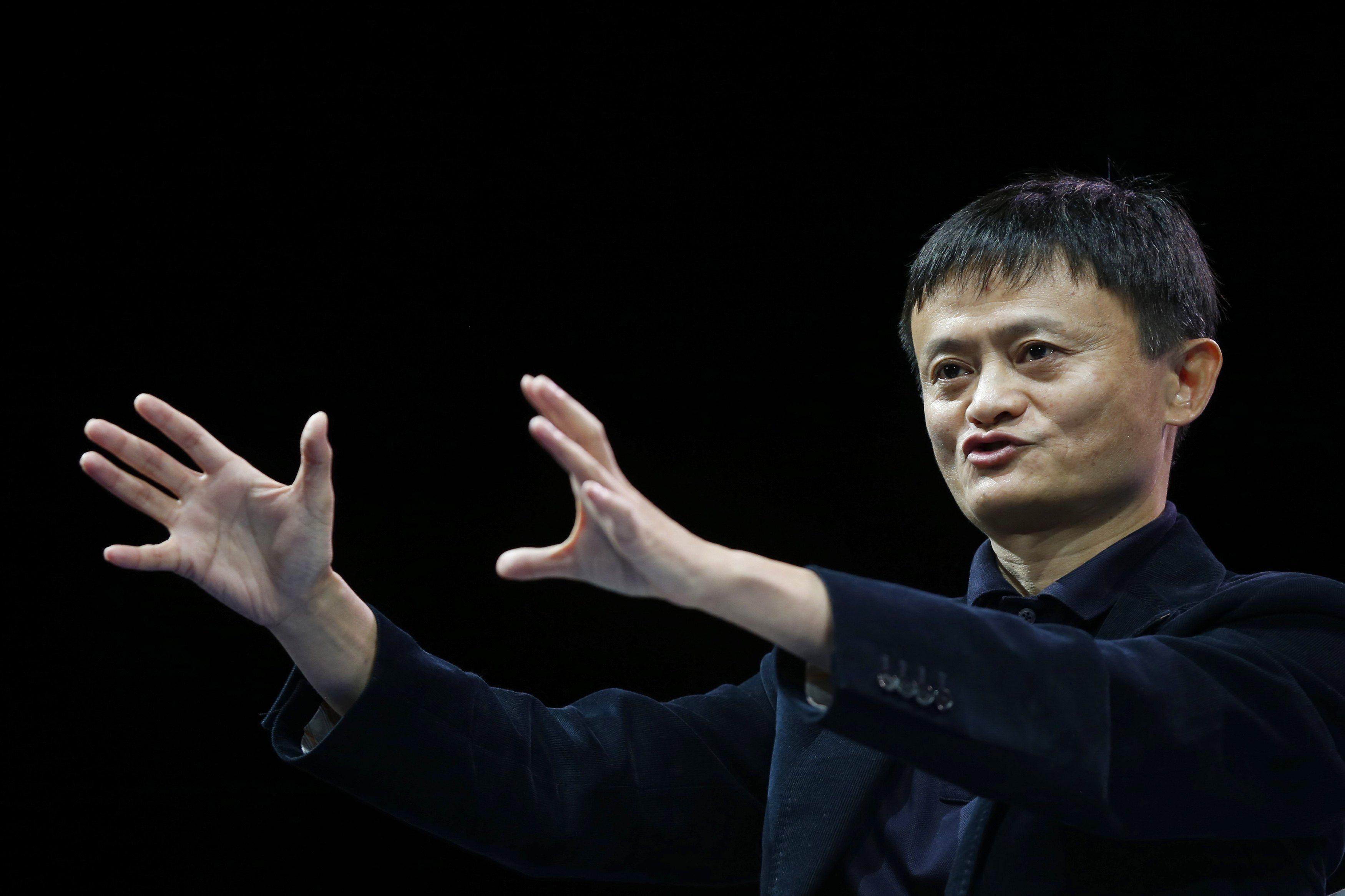 Jack Ma, le patron du géant chinois Alibaba, prend sa retraite