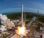SpaceX réussit le lancement d'une fusée Falcon 9 qui a déjà servi deux fois